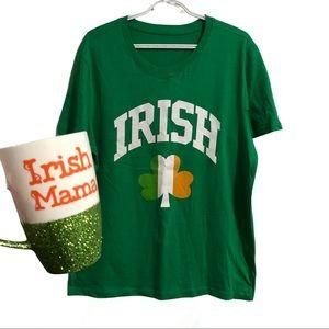 $5 bundle add on. Irish Mama bundle. Shirt and mug